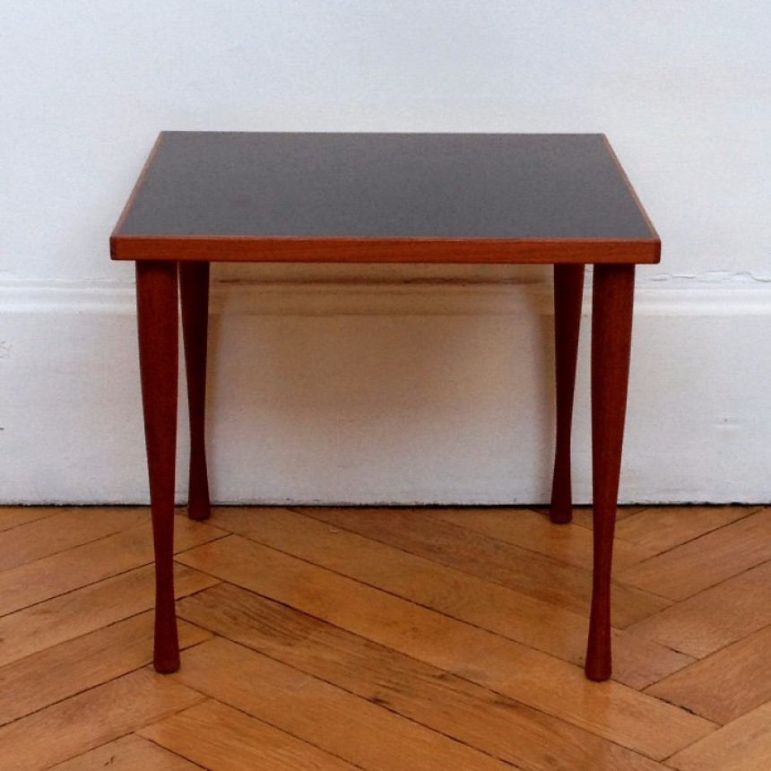 table basse scandinave années 60